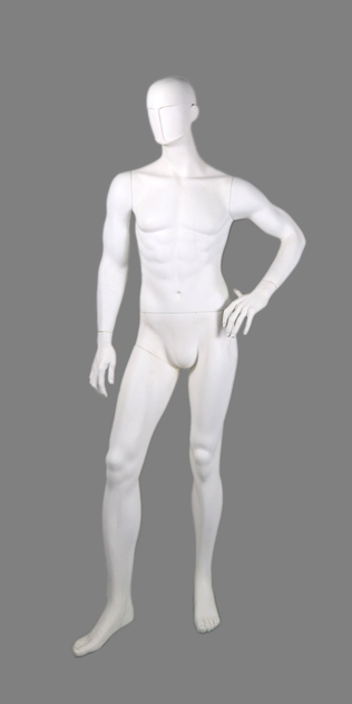 male abstract mannequin 013