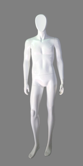 male abstract mannequin 012