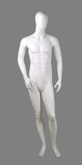 male abstract mannequin 023