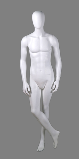 male abstract mannequin 022