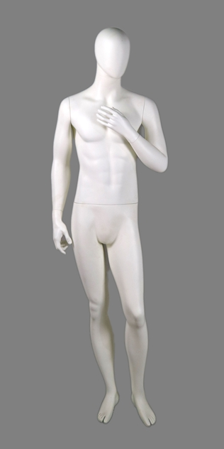 male abstract mannequin 021