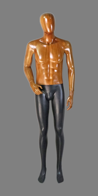 male abstract mannequin 020