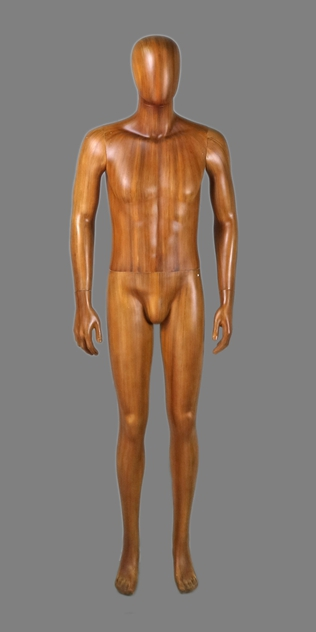 male abstract mannequin 018