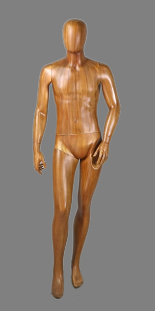 male abstract mannequin 019