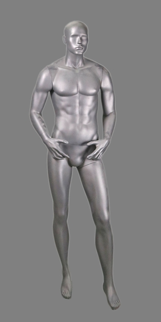 male abstract mannequin 017