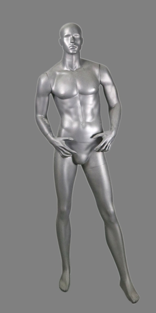 male abstract mannequin 016
