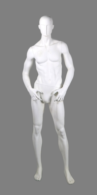 male abstract mannequin 014