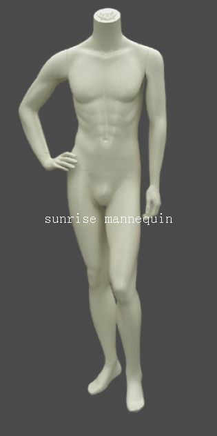 male headless mannequin 065