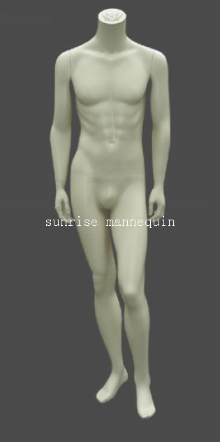 male headless mannequin 066