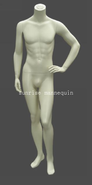 male headless mannequin 067